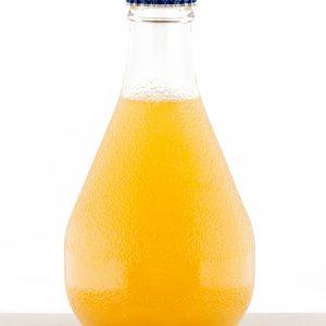 Glass bottle 1